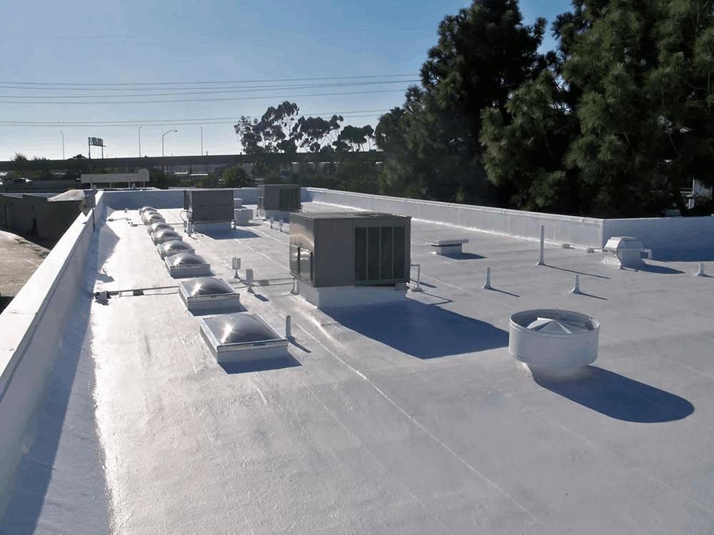 asphalt roll roofing asphalt flat roof